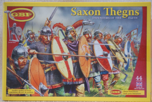 Gripping Beast 28mm GBP02 Saxon Thegns